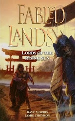 Fabled Lands Book 6 back on Amazon UK