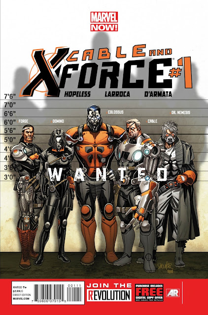 Cable and The X-Force Marvel Descarga Gratis Comics