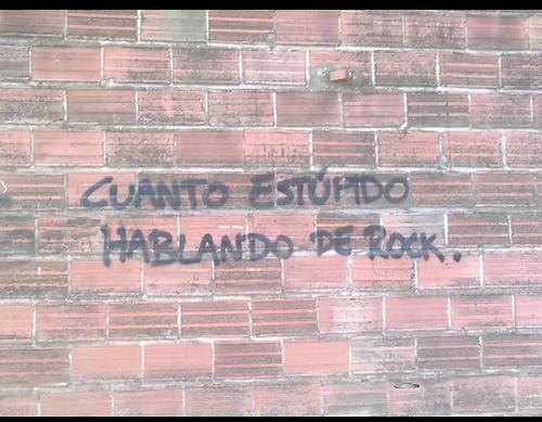 Cuantacocaína, cuantamarihuana  y cuantasvueltasdaesereloj. Cuantapolicía,cuantacaravana
