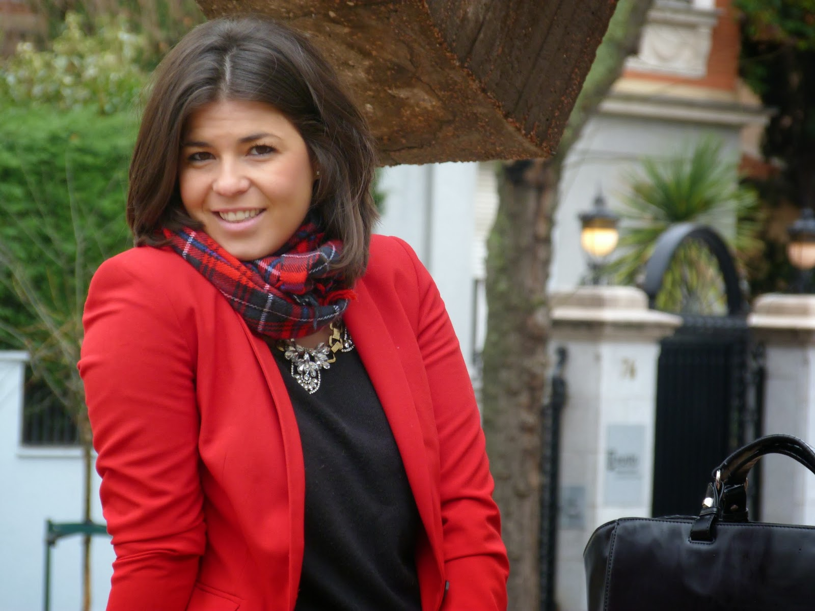 blazer roja 6