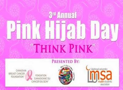 Muslim Ontario menjadi hos Hari Hijab Pink