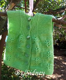 Bolerinho verde