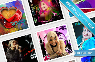 Ilustrasi Fatin Artwork Pencil Design