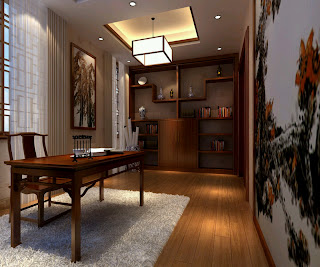 Studyrooms Interior Modern Designs Ideas