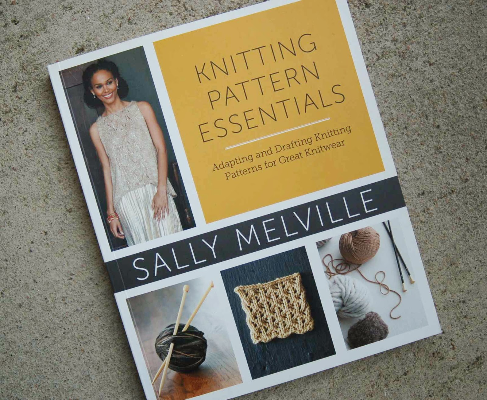 Knitting Pattern Essentials By Sally Melville : Knitaway