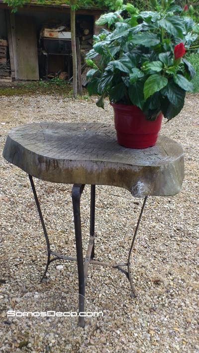 renovar una mesa