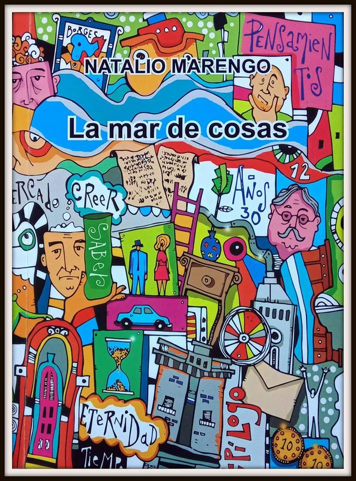 presentación del libro LA MAR DE COSAS