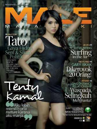 MALE Edisi 029 - Tenty Kamal