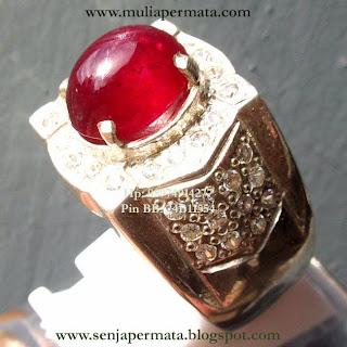 Toko Perhiasan, Jual Permata, Batu Merah Delima, Ruby Merah Delima