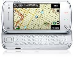 Nokia N97 Garansi Resmi Rp 2,500,000,-