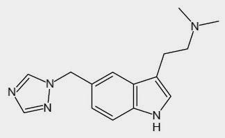 N,N-dimethyl-2-[5-(1H-1,2,4-triazol-1-ylmethyl)-1H-indol-3-yl]ethanamine
