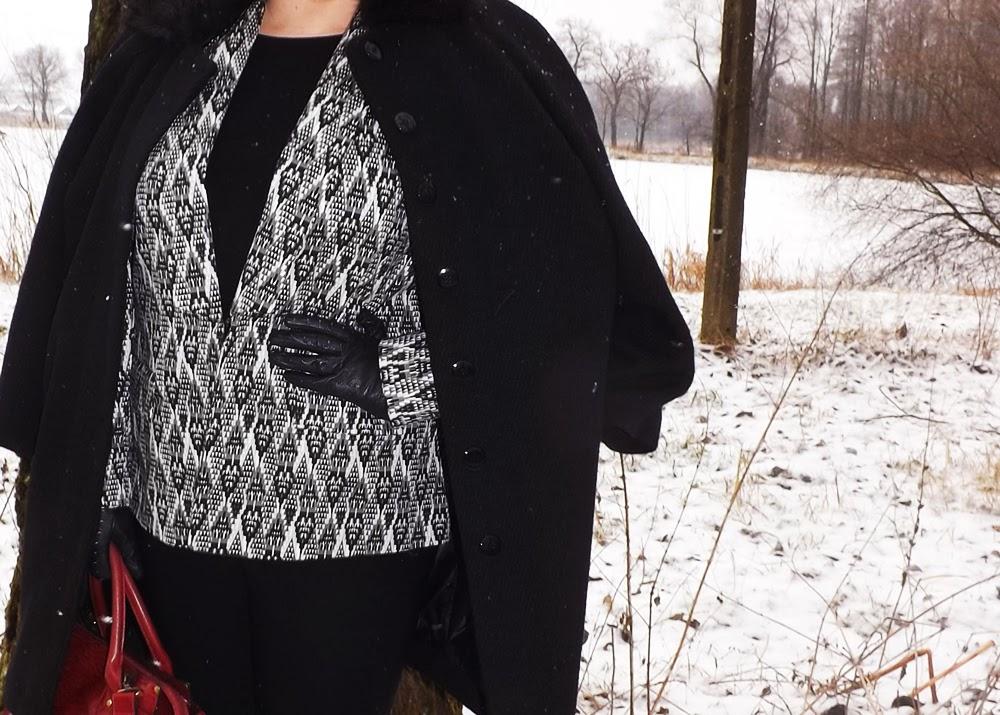 żakiet AZTEC odsłona druga + nowe spodnie