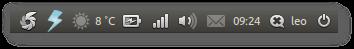 Omogućite system tray za sve aplikacije u Ubuntu 11.04