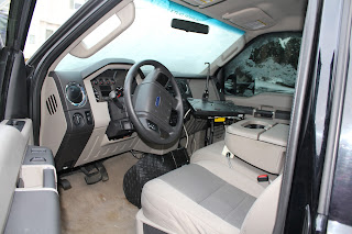Ford F-350 Stealth for Sale