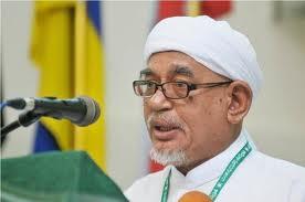 Presiden PAS  Datuk Seri Abdul Hadi Awang