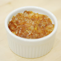 picture of the caramelized onions