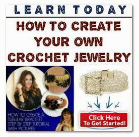 How to Make Wire Crochet Jewelry!
