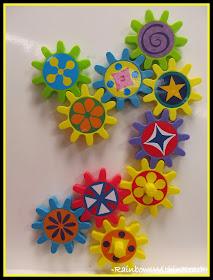 Kindergarten Gears