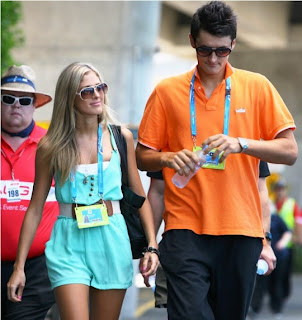 Bernard Tomic And His Beautiful Girlfriend New Pictures And Wallpapers
