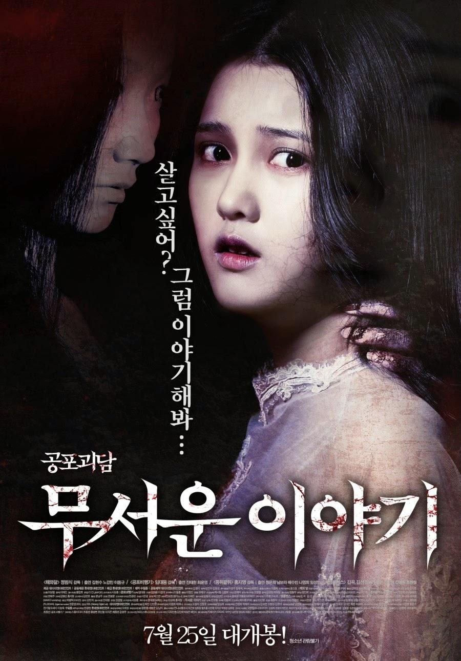 Những Chuyện Kinh Dị - Horror Stories (2012) Poster