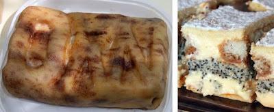 Mézes - mákos édes sütemény DXN Cocozhival