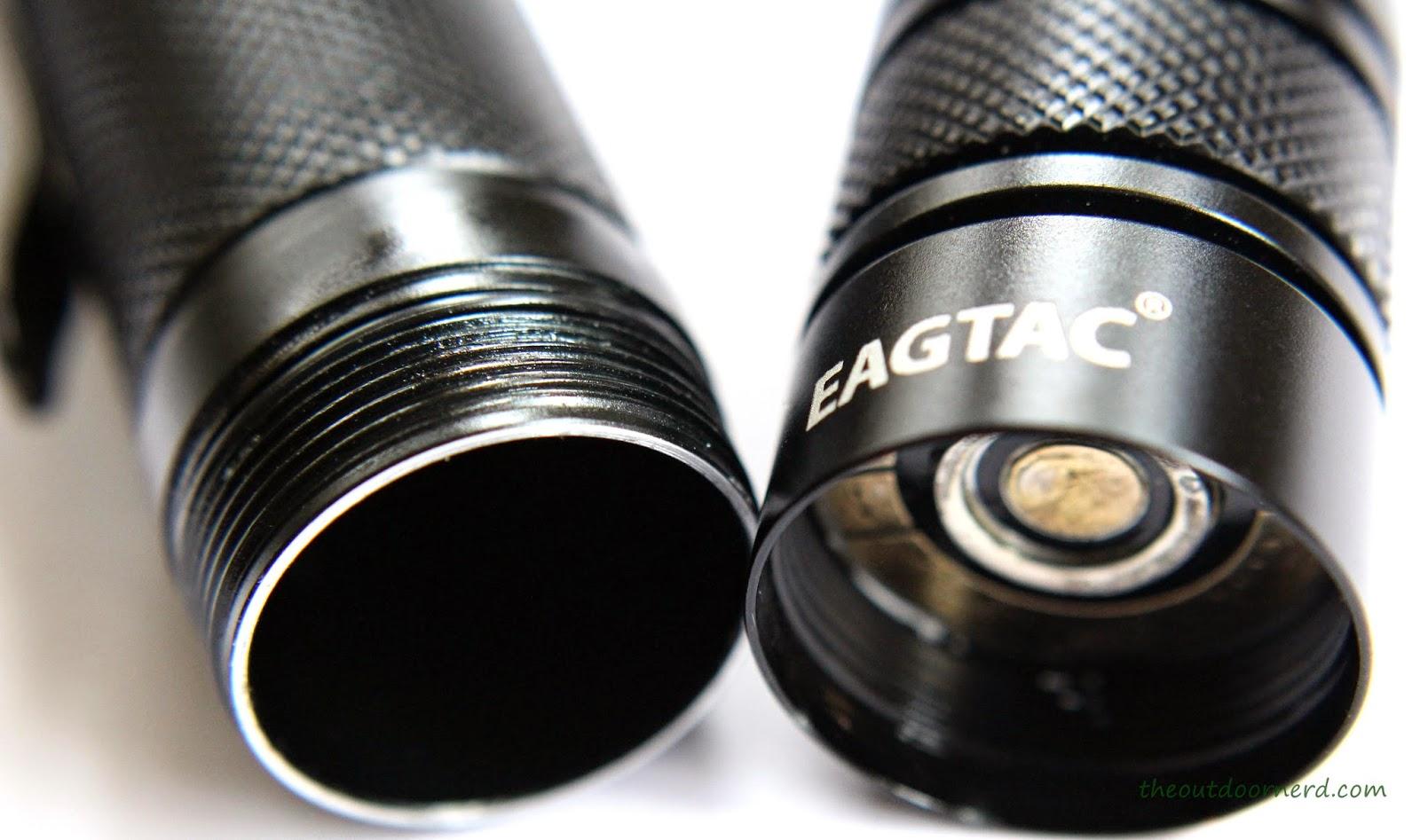 EagleTac D25LC2 Mini 18650 Flashlight Product Image 5
