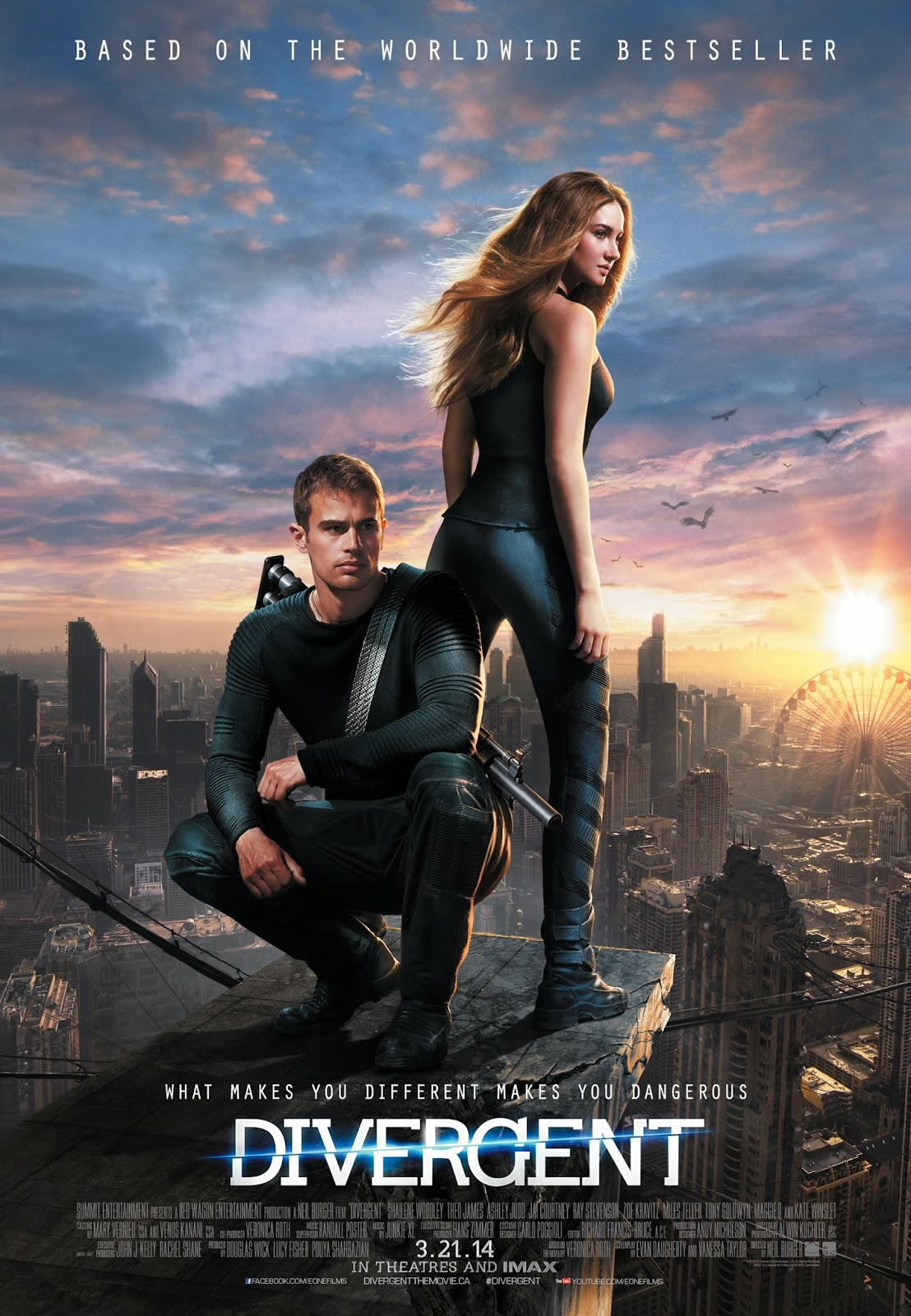Win Tickets to see 'Divergent'!
