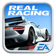 real racing for iOS cover