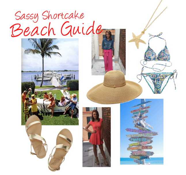 Spring Break Beach Guide Sassy Shortcake Boutique | Tour de Florida | blog.sassyshortcake.com