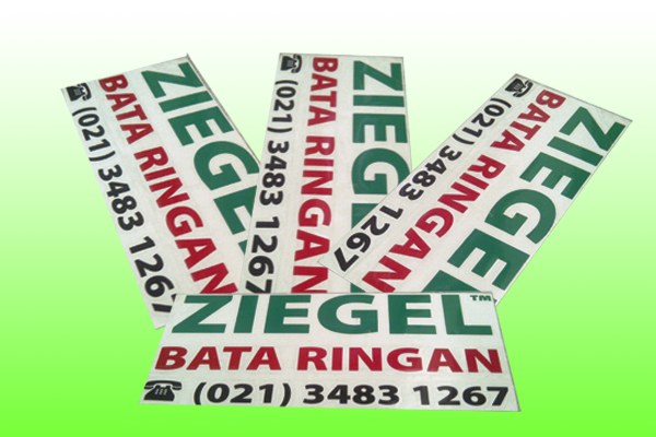percetakan Cutting Sticker