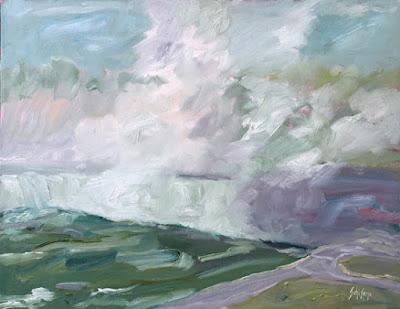 Kathy Schifano, Niagara art