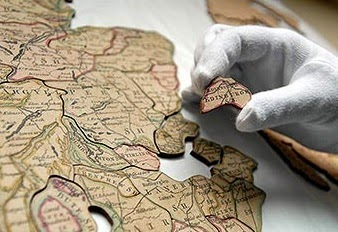 harita puzzle