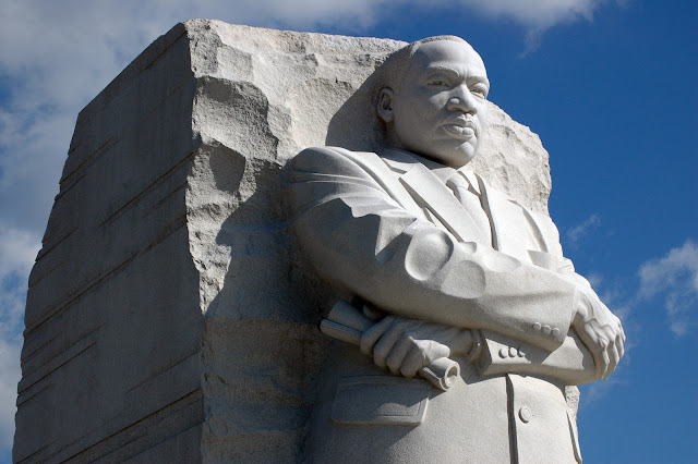 Statua di Martin Luther King a Washington