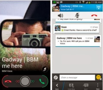 BBM For Android New Update