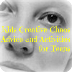 Advice and Activities for teenagers.