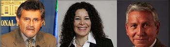 tres ministros aumentan la burocracia evista y no trasciende ninguna importancia