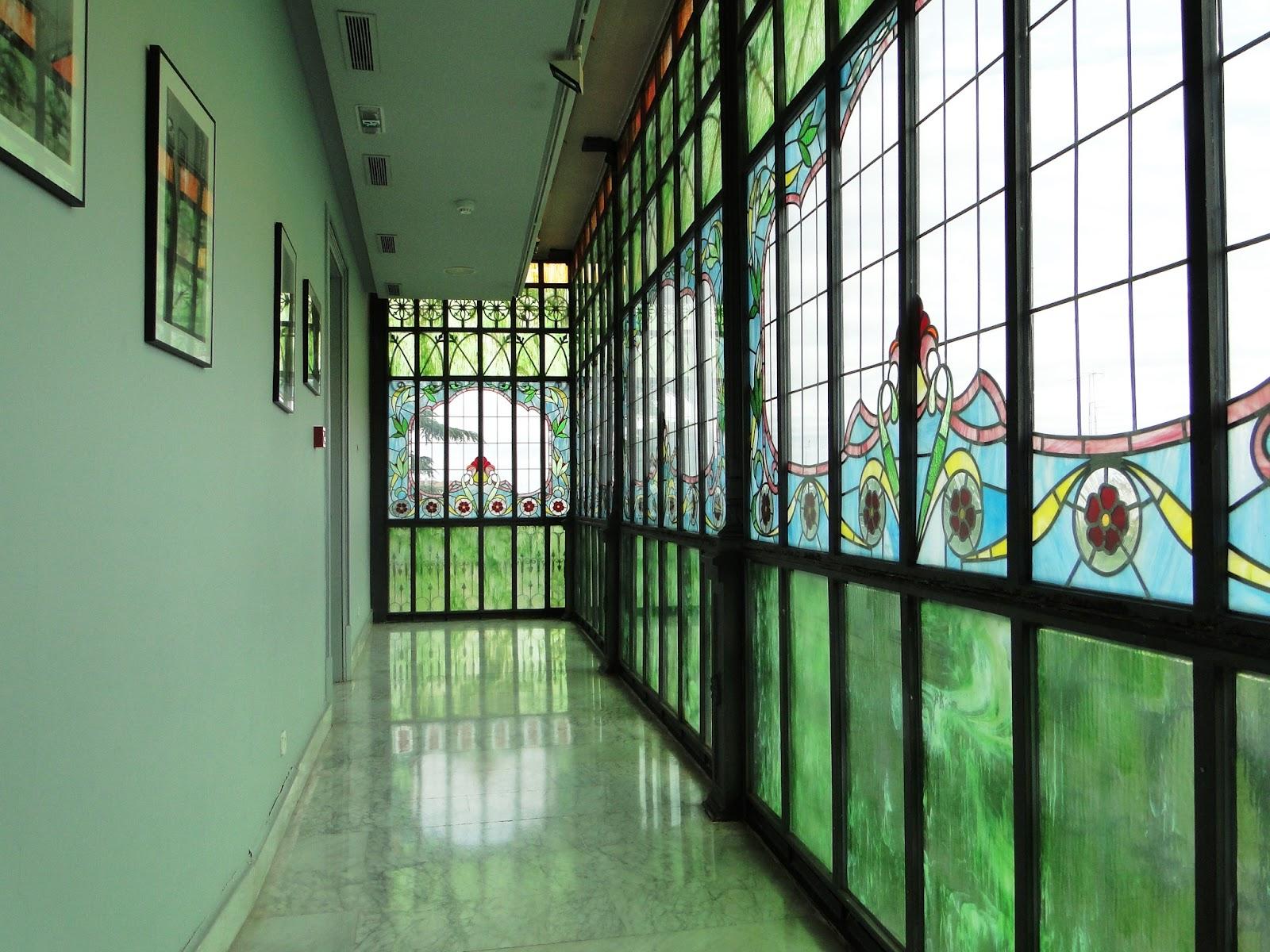 VIDA VIAJERA: Casa Lis (Salamanca) – Museo Art Nouveau y Art Déco