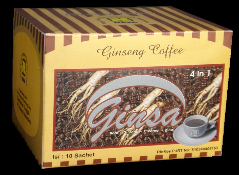 kopi-ginsa-ginseng-nasa