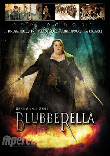 Watch Blubberella 2011 DVDRip Hollywood Movie Online | Blubberella 2011 Hollywood Movie Poster