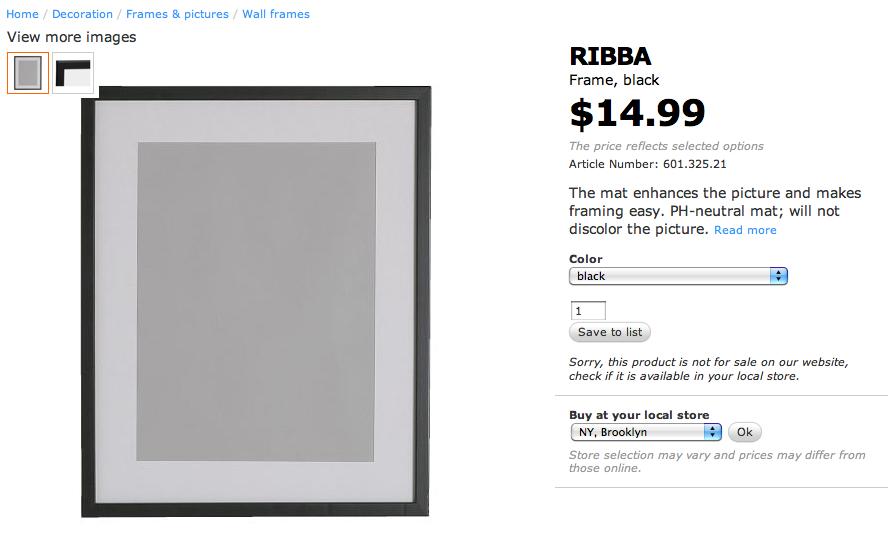 custom frame mats online cepar. Black Bedroom Furniture Sets. Home Design Ideas