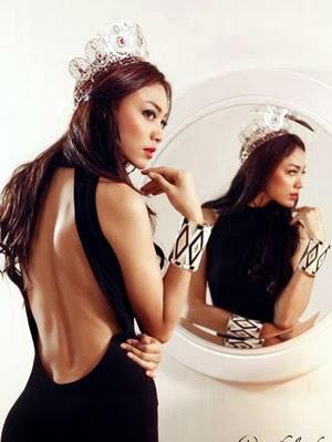 Cantik Ala Miss Universe