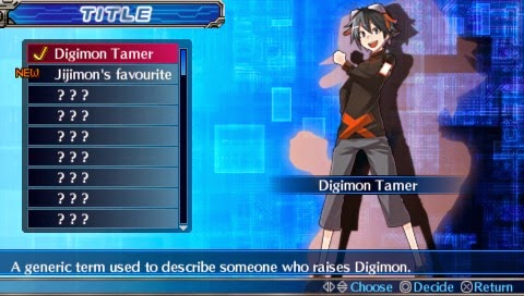 Digimon World Re:Digitize PSP Screenshot 4