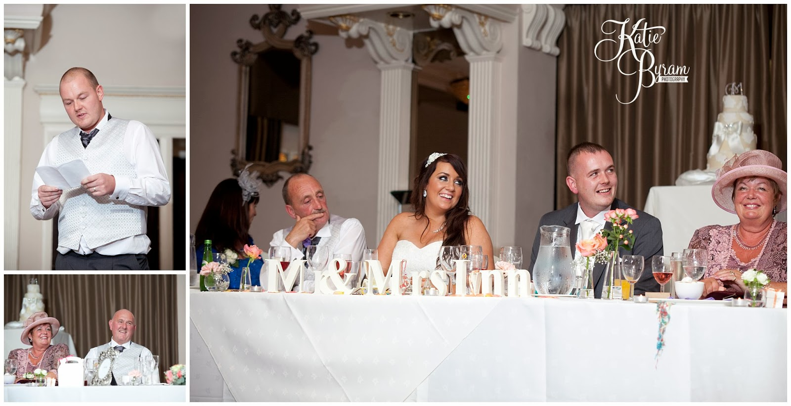 St helens low fell ramside hall wedding durham melissa graham wedding speeches ramside hall wedding durham wedding photography coral themed wedding coral ombrellifo Choice Image