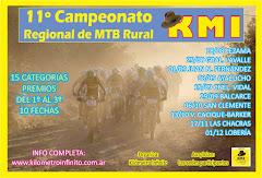 11º CAMPEONATO MTB RURAL KMI