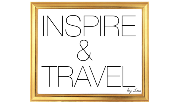 inspire and travel by luc