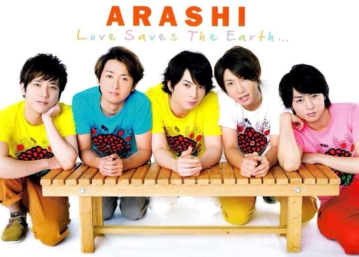 ARASHI forever !!