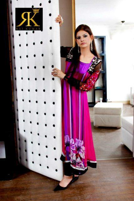 Dress Design in Pakistan 2013