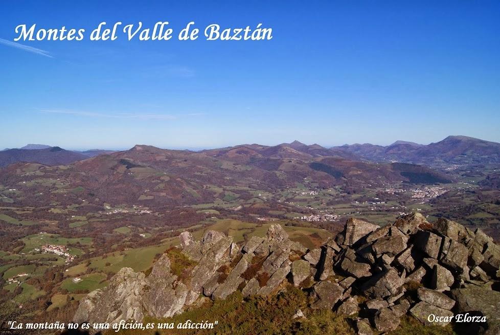 Montes del Valle de Baztán