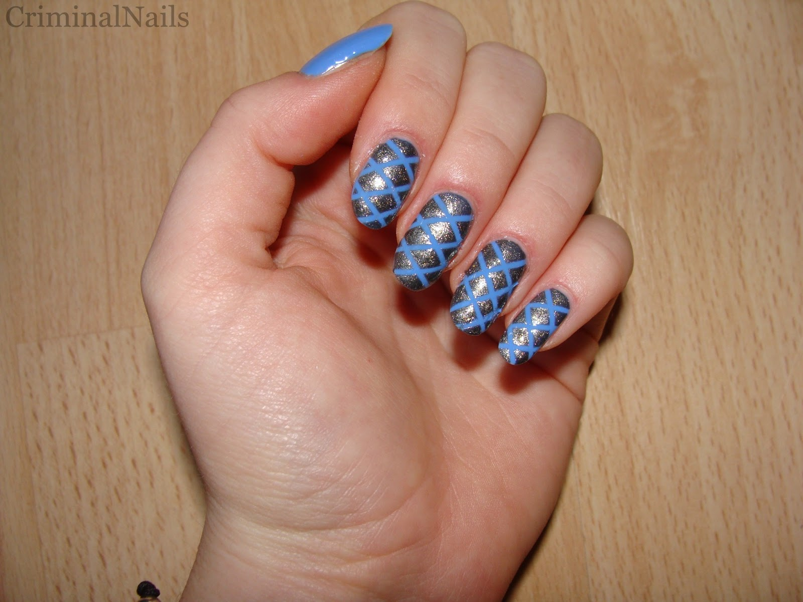 Criminal Nails: enero 2013