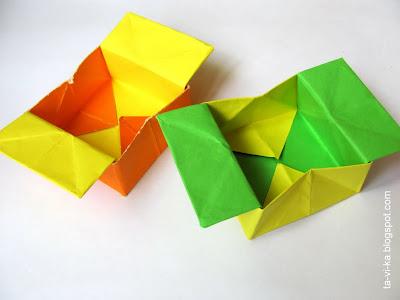 оригами сказка